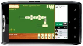 Play Domino' on android phone